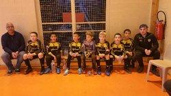 LES U11 AU TELETHON 2016 - AS CUINCY FOOTBALL