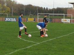 ASC - COULSORES : 0-3 - AS CUINCY FOOTBALL