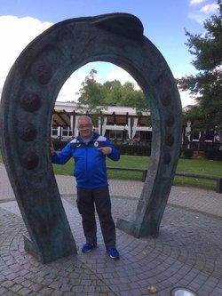Guy Lemaire représente le club en Lituanie - As Giberville