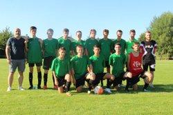 MATCH U18 CONTRE SELECTION U16 DEPARTEMENTALE ET U18 CONTEST/ST BAUDELLE - Association Sportive Martigné sur Mayenne