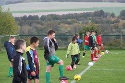 22 oct: une journée au stade pour les jeunes - AS MESNIERES-EN-BRAY