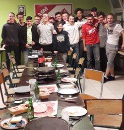 Soirée U18 - 3 décembre 2017 - Amicale Sportive de Montebourg
