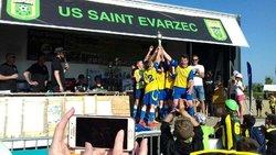 Les U13 au tournoi de Saint-Evarzec - amicale sportive de saint-yvi