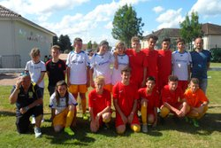 Tournoi Molinet 16/06/18 - Association Sportive Saint Agnanaise