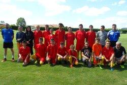 MELLECEY - ENTENTE U15 - Association Sportive Saint Agnanaise