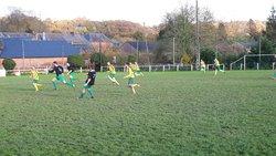 Match Séniors A du 19/11/17 contre Héricourt - Victoire 1 à 2 - AS SASSETOT THEROULDEVILLE
