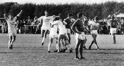 AS TREMEVEN- US CONCARNEAU: COUPE DE  FRANCE 1983 - AMICALE SPORTIVE TREMEVENOISE