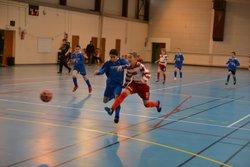 Tournoi en salle Benjamins 2015 - AS TREPORT FOOTBALL