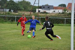 Tournoi Benjamins de Mesnil-Réaume   26/06/2016 - AS TREPORT FOOTBALL