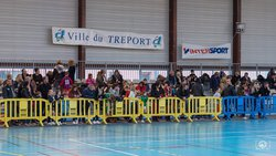 Tournoi en salle Débutants - 14/01/2018 - - AS TREPORT FOOTBALL