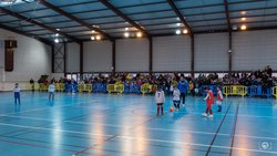 Tournoi en salle Pré-Poussins - 15/01/2017 - - AS TREPORT FOOTBALL