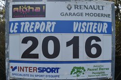 Seniors (A) - Plateau - 3ème Tour de Coupe de Normandie - 09/10/2016 - - AS TREPORT FOOTBALL