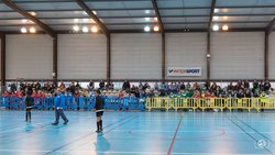 Tournoi en salle Benjamins - 06/01/2018 - - AS TREPORT FOOTBALL