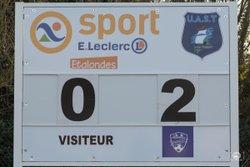 Seniors (B) - Mesnières  - 18/02/2018 - - AS TREPORT FOOTBALL