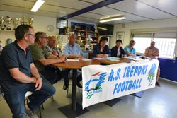 AG de l' AS Tréport Football - 22 06 2016 - - AS TREPORT FOOTBALL