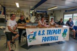 AG de l'AS Tréport Football du 1er juillet 2015 - AS TREPORT FOOTBALL