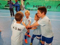 La Coupe du Monde U8/U9 au Tennis Club de la Forêt de Haye - Ass. Sportive de VELAINE-EN-HAYE