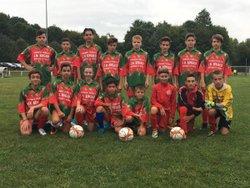 U15 Match amical à Solignac 1/09/17 - AS AIGUILLE BOSMIE CHARROUX