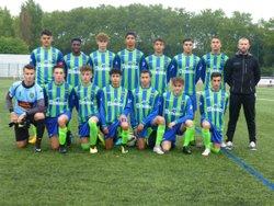 LENS - EFAFC U17 R2 - Gagné 3-2 le 23.09.2018 - ENTENTE FEIGNIES AULNOYE FOOTBALL CLUB