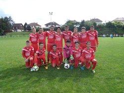 U15 - Le Creusot - ASAV  : Les Photos du match amical - ASA Vauzelles Football