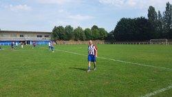 Match de Coupe de l'Oise contre Baugy - AS BEAULIEU ECUVILLY