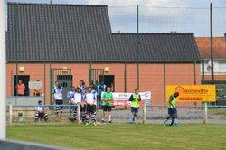 1er tour de coupe de France - août 2016 - association sportive Bersée