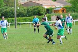 match contre labastide le 3 mai photos de alain bert - A.S. CARLUS ROUFFIAC