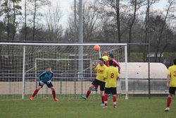 DOMBES FC contre ASCC 2 - ASSOCIATION SPORTIVE CHAVEYRIAT CHANOZ