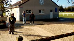 Les terrains de pétanque du stade Georges Metais sont opérationnels !! - ASCC 99 - CHAILLES CANDE