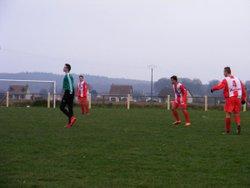normande 76 - fc eu  ( championnat U18 )  : 0-20 - EU FC