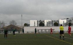 ASCO Senior B contre PARIS POUCHET - Association Sportive des Cheminots de l'Ouest (A.S.C.O.)