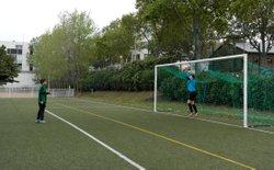 ASCO - U17 équipe 1 contre Paris Xvii Pouchet - Association Sportive des Cheminots de l'Ouest (A.S.C.O.)