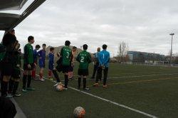 ASCO U17 Championnat contre NICOLAITE CHAILLOT - Association Sportive des Cheminots de l'Ouest (A.S.C.O.)