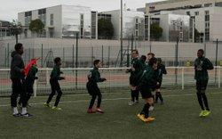 ASCO - U15 - 3 match contre LEVALLOIS - Association Sportive des Cheminots de l'Ouest (A.S.C.O.)