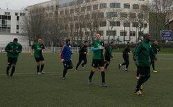 ASCO VETERANS A Championnat contre RUEIL - Association Sportive des Cheminots de l'Ouest (A.S.C.O.)