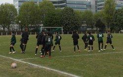 ASCO U15-C U13-A  match contre Petits Anges Es - Association Sportive des Cheminots de l'Ouest (A.S.C.O.)