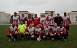 Vétérans B  Championnat contre Sevres F.C - Association Sportive des Cheminots de l'Ouest (A.S.C.O.)