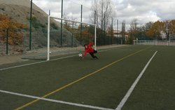 (U17B) Championnat contre PETITS ANGES - Association Sportive des Cheminots de l'Ouest (A.S.C.O.)