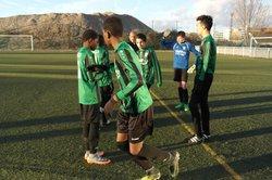 A.S.C.O. (U15) équipe 1 Championnat contre JSC NANTERRE - Association Sportive des Cheminots de l'Ouest (A.S.C.O.)