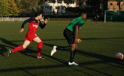 ASCO senior 1 contre SEIZIEME E.S. - Association Sportive des Cheminots de l'Ouest (A.S.C.O.)