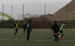 U15 équipe 3 contre Neuilly Olympique 4 - Association Sportive des Cheminots de l'Ouest (A.S.C.O.)