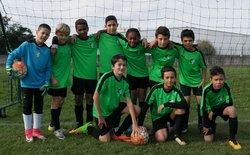 U13 A Coupe à l'A.S.C.O. - Association Sportive des Cheminots de l'Ouest (A.S.C.O.)