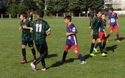 U15 équipe 1-2 et 3 le 24 septembre 2016 - Association Sportive des Cheminots de l'Ouest (A.S.C.O.)