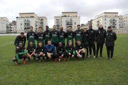 Coupe de France - Association Sportive des Cheminots de l'Ouest (A.S.C.O.)