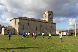 U18: ASCD / Cestas : 2 à 4 (1) - A.S. Coteaux de Dordogne