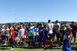 U12/U13 :TOURNOI À MOULIETS (SAMEDI 23.06.18) (les récompenses) - A.S. Coteaux de Dordogne
