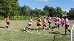 Féminines: Pineuilh FC / ASCD : 0 à 8    (1) - A.S. Coteaux de Dordogne