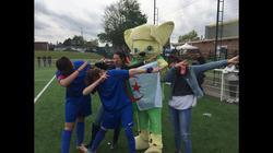 DAB a l internationale cup de lille - A.S.C.  Virolois  Croix-Rouge