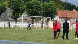 Match amical Bercheres les pierres/ Dangeau - Association Sportive de Dangeau