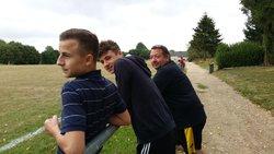 Match Thiron Gardais/Dangeau1 - Association Sportive de Dangeau